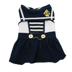 Sail Away Sailor Dress by Ruff Ruff Couture®