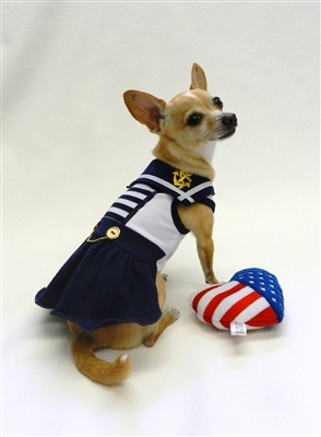 Sail Away Sailor Dress by Ruff Ruff Couture®