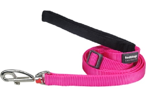 Hot Pink Dog Collars, Leashes, & Harnesses