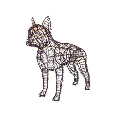 Topiary - Boston Terrier