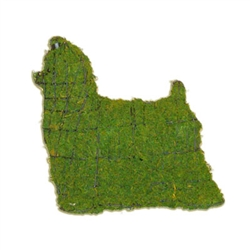 "Topiary - 15"" Yorkie"