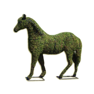 Topiary - Horse (Mossed)