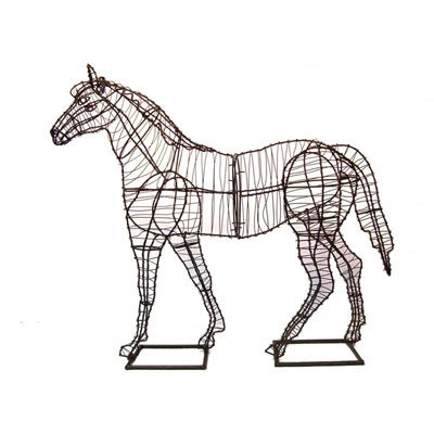 Topiary - Horse (Frame Only)