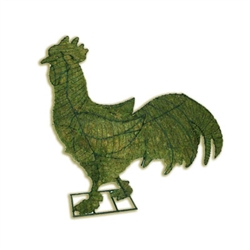 Topiary - Rooster