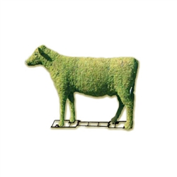 Topiary - Cow