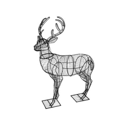 Topiary - Deer (Frame Only)