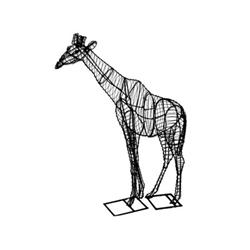 Topiary - Giraffe (Frame Only)