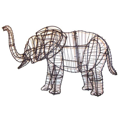 Topiary - Elephant (Frame Only)