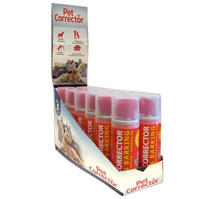 Pet Corrector POP Display (12 Pack of 30ml) by Company of Animals