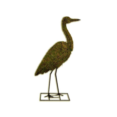 Topiary - Heron (Small)