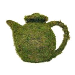 Mossed Topiary - Teapot (Standard)