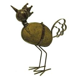 """Set In """"Stone"""" - Crown Bird"""