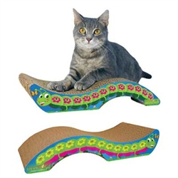 Scratch 'n Shapes Caterpillar Scratcher