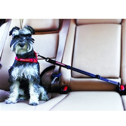 Click & Adjust Dog Car Restraint by EzyDog