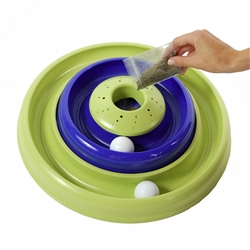 Turbo Catnip Cyclone Cat Toy