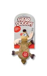 Hear Doggy Flat Toy - DEER