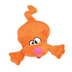 Hear Doggy™ Flatties - Orange Cat