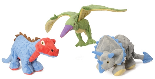 Dinos with Chew Guard™ Technology