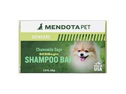 3.5 oz Chamomile Sage Organic Shampoo Bar