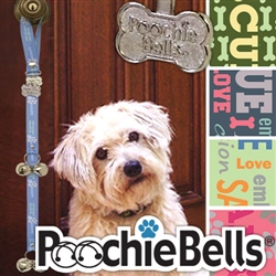 Saving Spot Classic PoochieBells® The Original Dog Potty Training Doorbell Bell