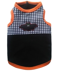 Spooky Bat Tank by Ruff Ruff Couture®