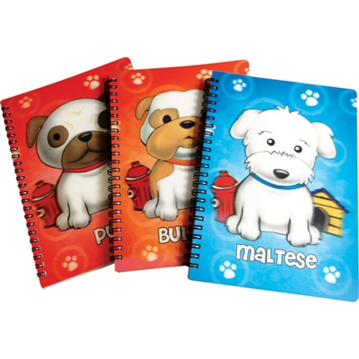 Love Your Breed™ - 3D Notebooks