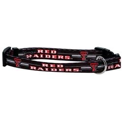 Texas Tech Dog Collars & Leashes