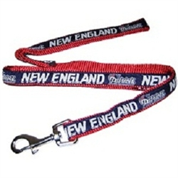 NFL New England Patriots Dog Leashes