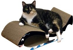 Scratch 'n Shapes Whale Scratcher