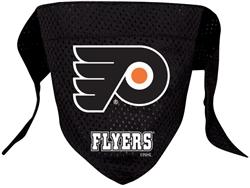 Philadelphia Flyers Mesh Dog Bandana