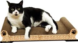 Scratch 'n Shapes Regular Sofa Cat Scratcher