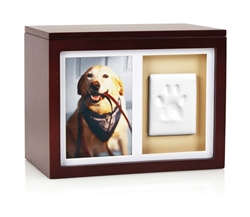 Pawprints™ MemoryBox - Espresso
