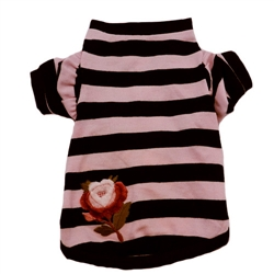 A Rose is a Rose Tank by Ruff Ruff Couture® - PINK