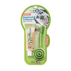 EZ Dog Finger Brush Kit | colors vary