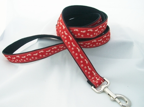 "Good Dog 4' X 1"" Leashes"