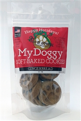 5 OZ HOLIDAY STOCKING STUFFER - GINGERBREAD - SEASONAL