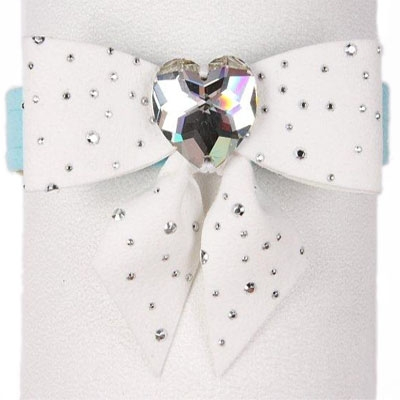"Tiffi's Gift Collection - Silver Star Dust 5/8"" Collars"
