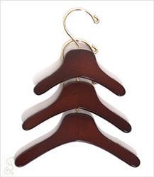 Wooden Hangers - No Logo