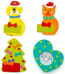 Hand Painted Collection - Ornaments (In Gift Box)