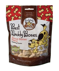 Best Buddy Bones - Peanut Butter  5.5 oz