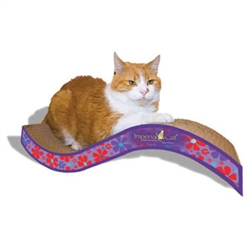 Scratch 'n Shapes Medium Purrfect Stretch Scratcher