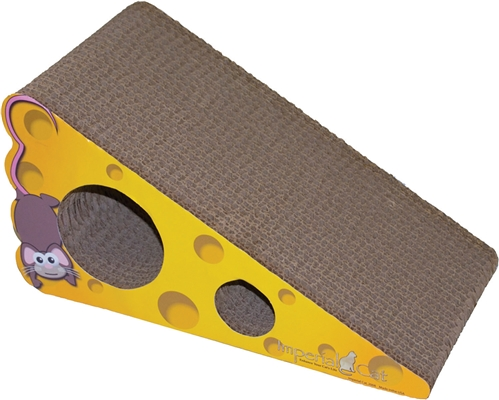 Scratch 'n Shapes Small Cheese Scratcher