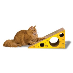 Scratch 'n Shapes Large Cheese Scratcher