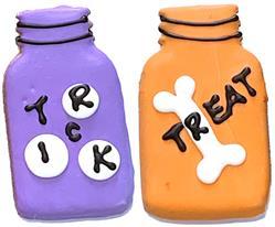 PRE-BOOK ITEM Trick or Treat Jars