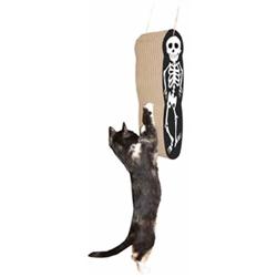 Scratch 'n Shapes Skeleton, Hanging Scratcher