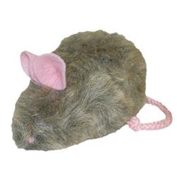 Rowdy Rat Catnip Toy