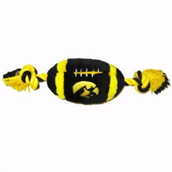 Iowa Hawkeyes Plush Football