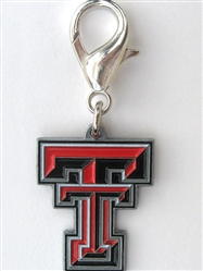 Texas Tech Raiders Dog Collar Charm