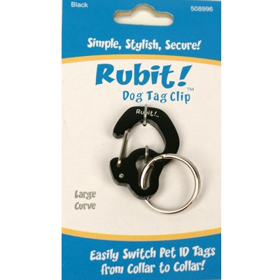 Curve Shaped Collar Clips