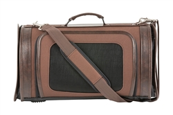 KELLE Bag - Chocolate Brown